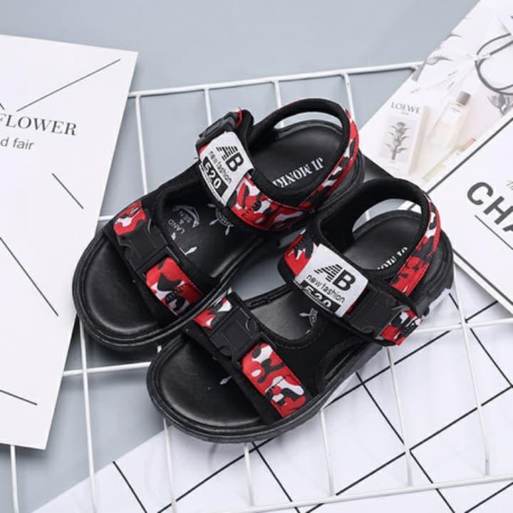 sandal thể thao cho bé trai và bé gái, mốt mới hè 2018