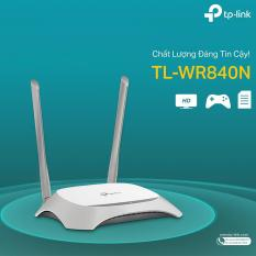 Router wifi TP-Link WR840N (Trắng)