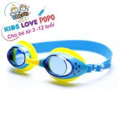 Kính bơi trẻ em thời trang STAR chống tia UV (cho bé 3-13 tuổi) + Quà tặng của Shop LEPIN