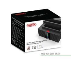 Đầu đọc ổ cứng và Coppy ổ cứng HDD Docking Unitek Y-3025 USB 3.0