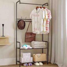 Giá treo quần áo sắt sơn tĩnh điện