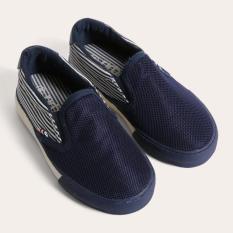 Giày Sneaker Bé trai Urban UB1608 xanh chàm