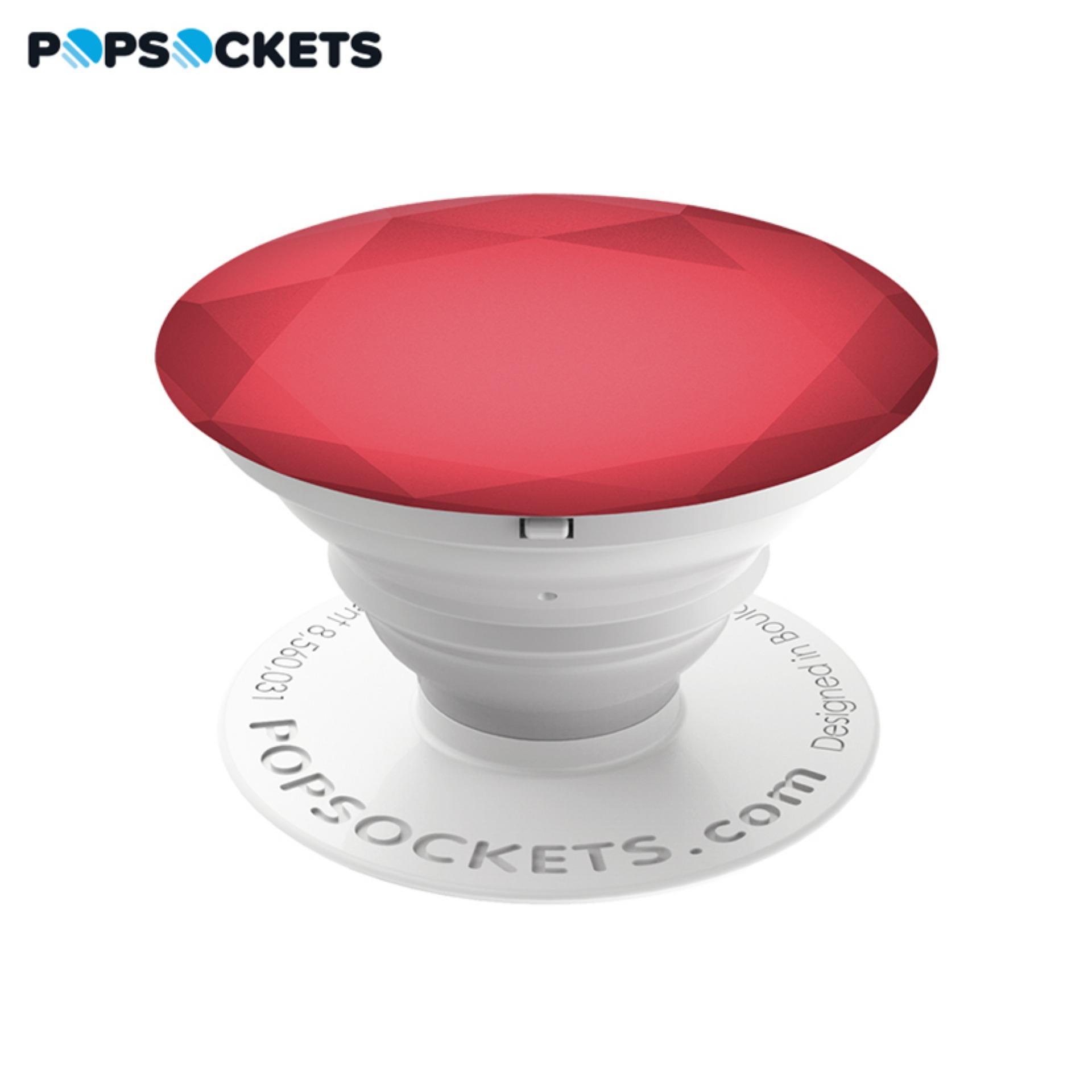 Giá Đỡ Điện Thoại Thời Trang PopSockets RED GY GY