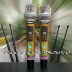 Micro không dây 4 anten UGX10 III