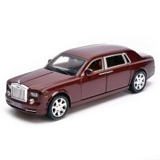 Mô hình Rolls Royce Phantom rồng bằng sắt tỉ lệ 1:24