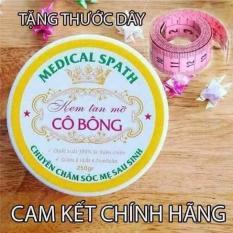 Kem tan mỡ Cô Bông