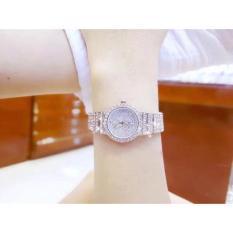 Đồng hồ nữ Bee Sister 1101 màu trắng cực xinh