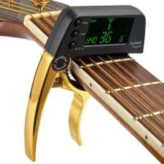 Capo kẹp đàn guitar kết hợp lên dây cực chính xác