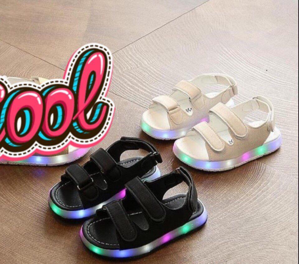 [SenXanh] Giày sandal phát sáng cho bé trai