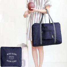Túi xách du lịch cỡ lớn gấp gọn mẫu mới 2018