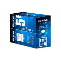 Cuộn dây cáp mạng LB-LINK Cat5e UTP 305m ( màu xanh, màu cam ) giao màu ngẫu nhiên