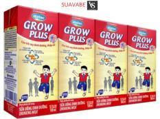 Thùng 48 Hộp Sữa Bột Pha Sẵn Grow Plus Đỏ Vinamilk 180ml