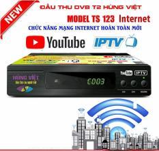 Đầu thu kĩ thuật số TS123 internet xem truyền hình miễn phí