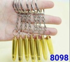 Móc Khóa hình viên đạn kết hợp móc ráy tai tiện lợi – B006