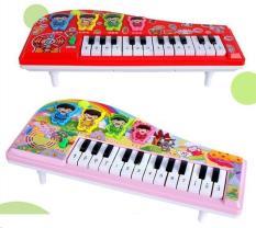 Đàn Piano phát nhạc và đèn dùng pin
