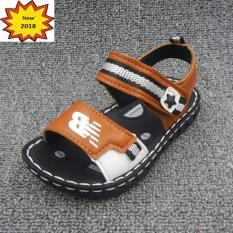 sandal thể thao quai dù cho bé trai
