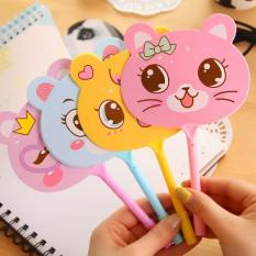 Bút Bi Quạt Mèo Dễ Thương