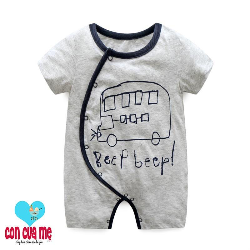 Body đùi First Movement Model 2018 size cho bé 0-12 tháng