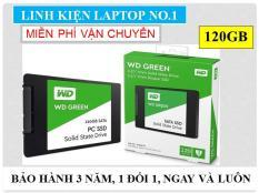 Ổ cứng SSD Western Green 120GB SATA 2.5″ – Hàng Nhập Khẩu