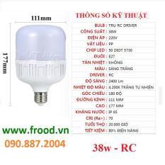Bóng đèn LED tiết kiệm 38w