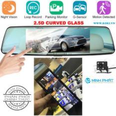 Camera hành trình Anytek T77 màn hình cảm ứng 7 inch
