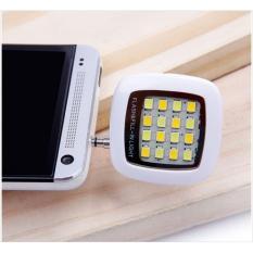 [Shop Hà Nội] Đèn Flash LED rời cho điện thoại – Đèn siêu sáng – Đèn Flash rời tăng cường sáng khi chụp ảnh