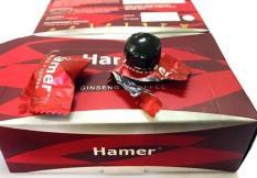 Kẹo sâm Hamer hộp 3 viên