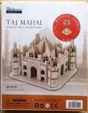 Mô hình DIY 3D – Taj Mahal- HPMMJ03 DiyDollHouse Diydollhouse