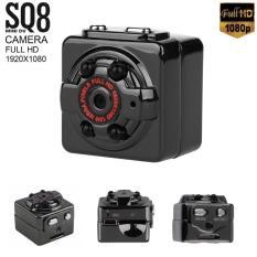 Camera Mini SQ8 Siêu Nhỏ – Hồng Ngoại Full HD 1080p