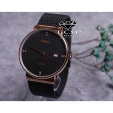 Đồng hồ nam SINO JAPAN dây lụa SI6069