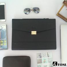 Túi xách da thật Toni Genuine Leather 13