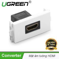 Đế HDMI âm tường UGREEN MM113 20317 – Hãng phân phối chính thức