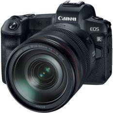 Canon EOS R Mirrorless Fullframe kèm lens RF 24-105mm F4L – Hàng Canon lê Bảo Minh – Tặng túi, thẻ 16G, Khóa học nhiếp ảnh