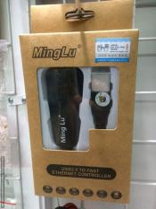 Cáp chuyển đổi USB ra cổng mạng LAN RJ45 Ming-Lu cao cấp