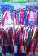 Vĩ 20 túi gồm 100 loạn tóc giả búp bê nhiều màu (CÒN HÀNG, QUA MỤC CHAT VỚI SHOP)