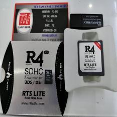 R4 SDHC RTS LITE 2017 + Thẻ Nhớ 4GB