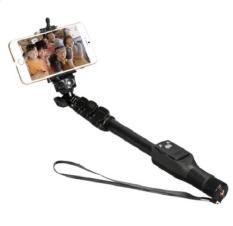 Gậy chụp hình tự sướng chuyên nghiệp có Remote YT1288 – Siêu bền, gọn nhẹ(Đen)