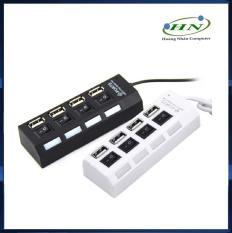 Hup USB 4port Công Tắc