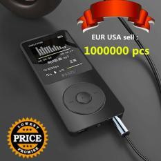 """Màn Hình TFT 1.8 """"Đen RuiZu X02 HiFi 4 gam MP3 MP4 Nghe Nhạc FM Đầu Ghi-quốc tế"""