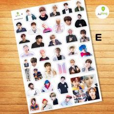 Hình dán Sticker BTS