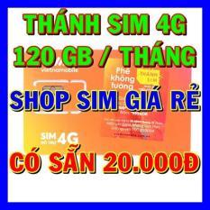Thánh sim 4G Vietnamobile Tặng 120GB/tháng + 20.0000đ – Shop Sim Giá Rẻ – Sim 4G Vietnamobile