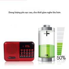 ĐÀI RADIO FM NGHE KINH, NGHE NHẠC QUA USB VÀ THẺ NHỚ NONTAUS (KHÔNG THẺ NHỚ)