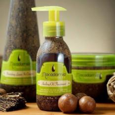 Xịt dưỡng tóc siêu mềm mượt Macadamia Healing Oil