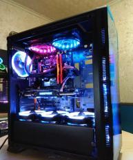 Thùng PC Chiến Game Siêu Khủng (Core I7 4770, Ram 32GB, SSD 240GB, HDD 3TB, VGA GTX1050 2GB ) KH24GMC745 + Quà Tặng