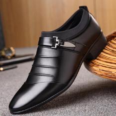 Giày Tây Nam Sang Trọng Lịch Lãm (đen) ADORA – GN265