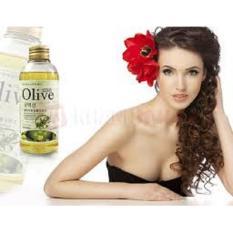 Dầu oliu dưỡng tóc xoăn – 170ml