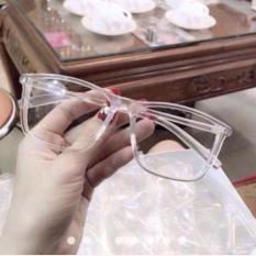 Mắt kính gọng nhựa TEEN trong suốt