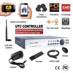 Đầu ghi hình 8 kênh Samtech STD-3808 (HD720P)