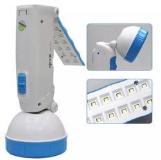 Đèn Pin LED- 9035 Sạc, Đèn Học, Đèn Bàn Led Siêu Sáng MARKETVIETNAM 2 in 1