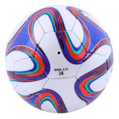 Banh đá da World Cup Size 4 (Trắng)